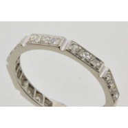 DIAMOND FULL BANDED ETERNITY RING
