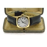 GENTLEMANS ANTIQUE GOLD WATCH