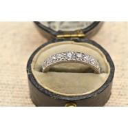 DIAMOND FULL BANDED ETERNITY RING
