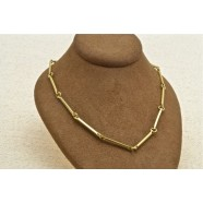 ANTIQUE 18CT GOLD NECKCHAIN