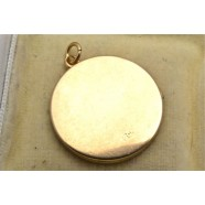 ANTIQUE 9CT GOLD LOCKET