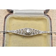 ANTIQUE DIAMOND SET BRACELET