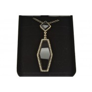 MARCASITE PENDANT NOW AVAILABLE IN MOTHER OR PEARL ONLY