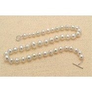 SOUTH SEA PEARLS WITH DIAMOND CLASP