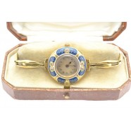 ANTIQUE GOLD LADIES WRIST WATCH