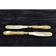 ANTIQUE BUTTER KNIVES